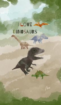 恐竜の世界 画像(1)