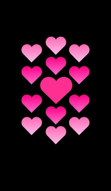 ピンク ハート No.2の画像(表紙)