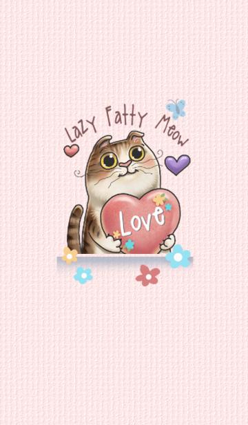 Lazy Fatty Meowの画像(表紙)