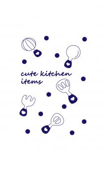 Cute kitchen items 2 画像(1)