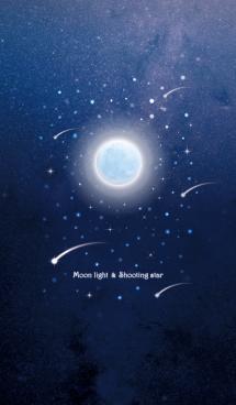 願いを叶える☆星空の流れ星 画像(1)