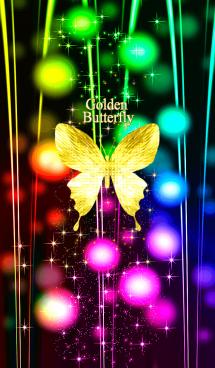 キラキラ♪黄金の蝶#52 画像(1)