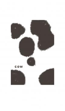 牛模様 画像(1)