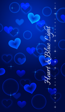 Heart & Blue Light