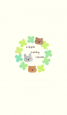 Little Lucky Clover