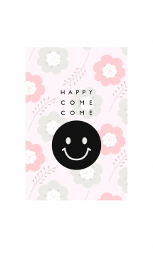 HAPPY COME COME NICO4