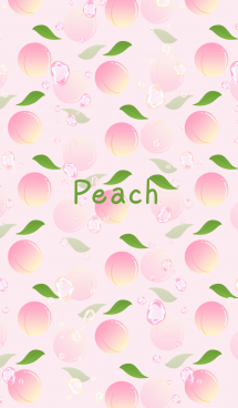 ピーチソーダ -Pink- 画像(1)