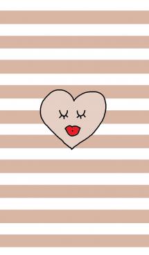 Happy sexy heart theme 画像(1)