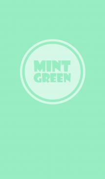 Simple mint green Theme v.5 (jp) 画像(1)