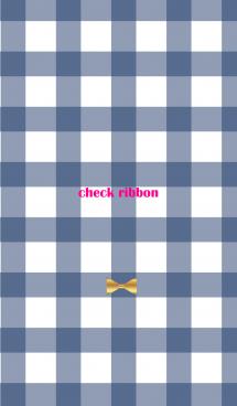 check ribbon 6. 画像(1)