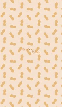 Simplicity Peanut