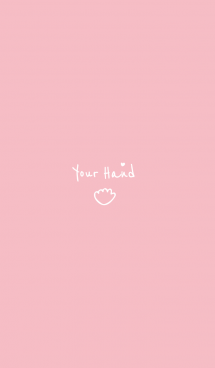 Your hand