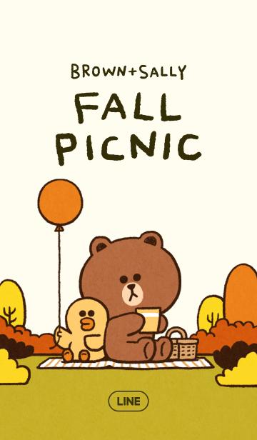 BROWN&FRIENDS ピクニック♪の画像(表紙)