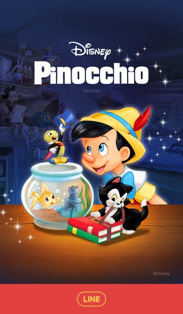 ピノキオの画像(表紙)