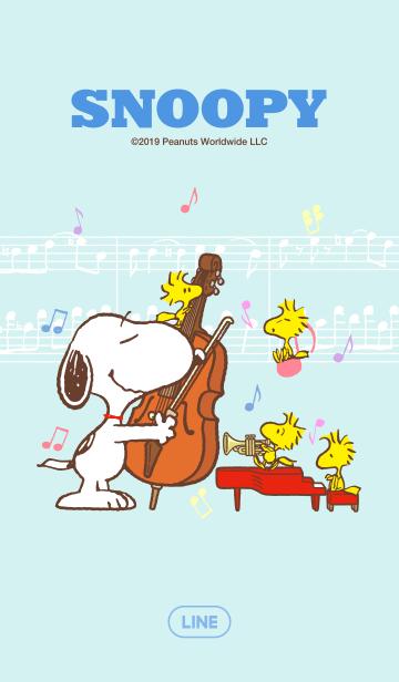 スヌーピー♪ミュージックの画像(表紙)