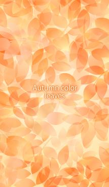 秋色の紅葉 画像(1)