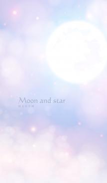 Moon and star 26 -MEKYM-