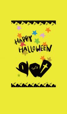 黄緑と黄色 / ハロウィン2019