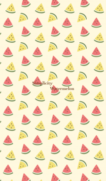 Simplicity Watermelon