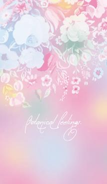 Pastel Bright Botanical #イラスト 画像(1)