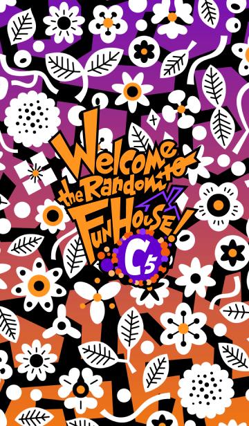 ランダム・ファンハウスへようこそ!-C5-の画像(表紙)