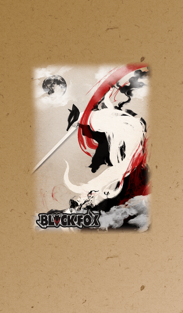 劇場アニメ『BLACKFOX』② 和風テーマの画像(表紙)