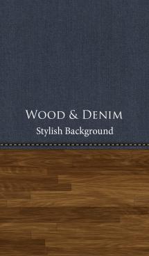 WOOD & DENIM 2 画像(1)