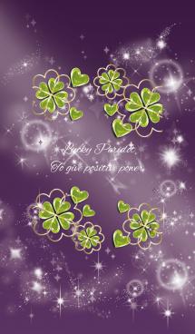 紫 : 夢を達成する ペリドット 画像(1)