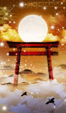 運気上昇◇和風着せかえ 画像(1)