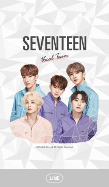 SEVENTEEN ボーカルチーム