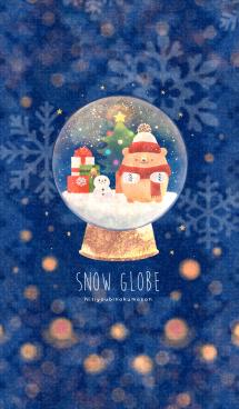 にちようびのくまさん -snow globe- 画像(1)