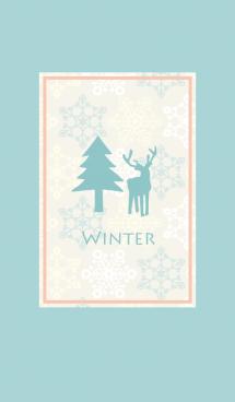 Winter/ブルー19 画像(1)
