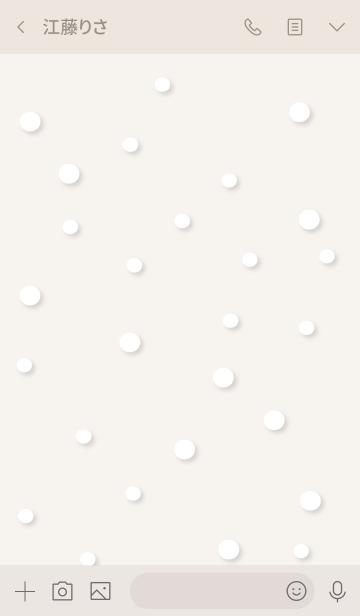 Cute X'mas cupcakeの画像(トーク画面)