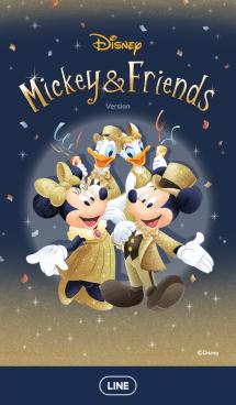ミッキー&フレンズ(キラキラパーティー) 画像(1)