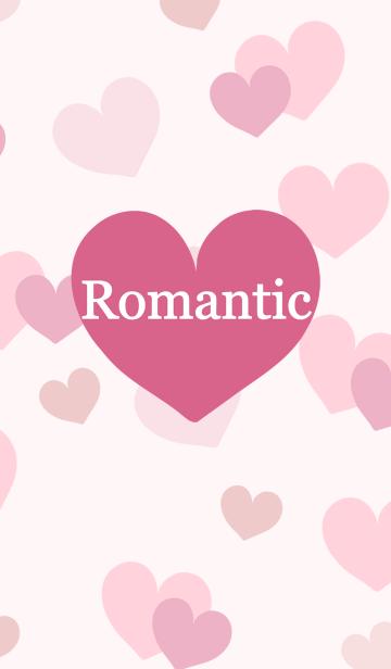 シンプルクラシック-ピンクのロマンスの画像(表紙)