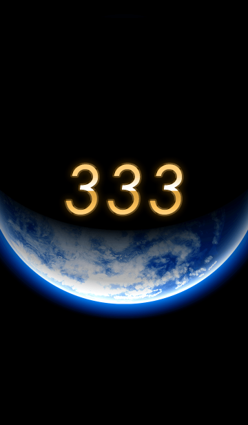[LINE着せかえ] 333の画像