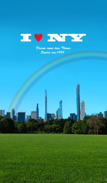 New York〜Central Park〜I♥NY