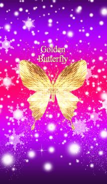キラキラ♪黄金の蝶#59