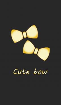 黄金の神秘的なロマンチックな弓
