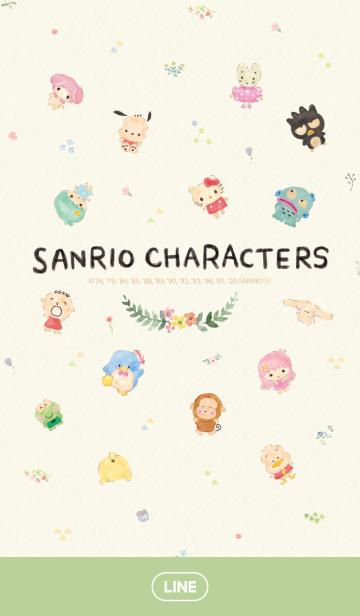 サンリオキャラクターズ フォレストの画像(表紙)