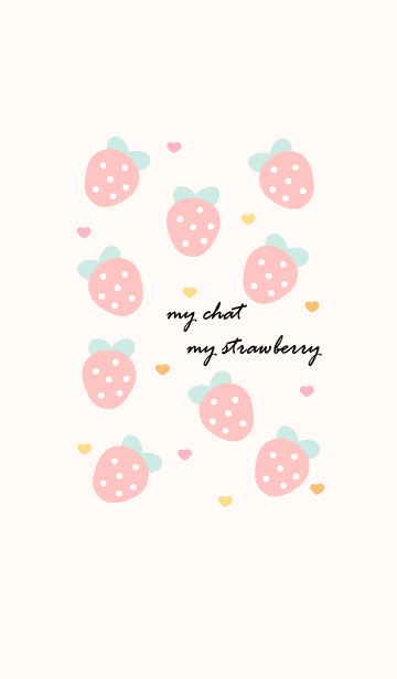 Sweet strawberry 9 ^^の画像(表紙)