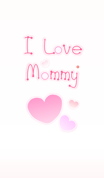 I Love Mommy 2! (Red Ver.3)の画像(表紙)