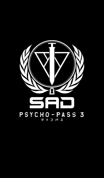 PSYCHO-PASS 3 (SADver.)の画像(表紙)
