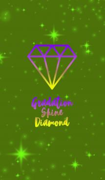 グラデーション シャイン ダイアモンド 8