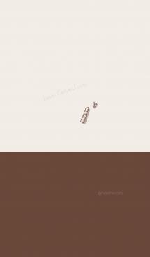 Love Cosmetics ivory brown 画像(1)