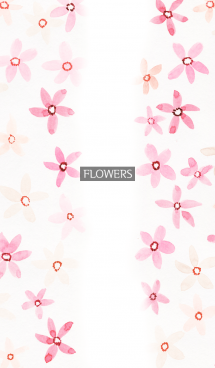 water color flowers_1129 画像(1)