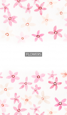 water color flowers_1128 画像(1)