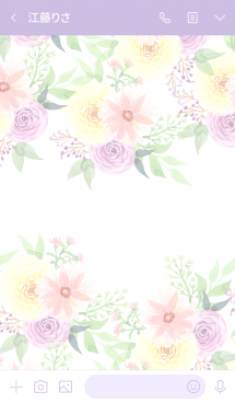 water color flowers_1133 画像(3)