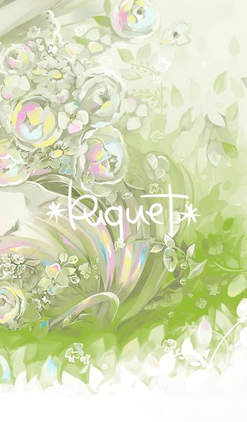 *bouquet*の画像(表紙)