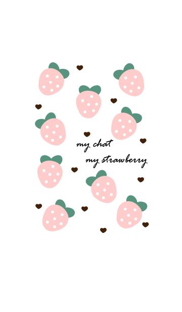 Sweet strawberry 36 ^^の画像(表紙)